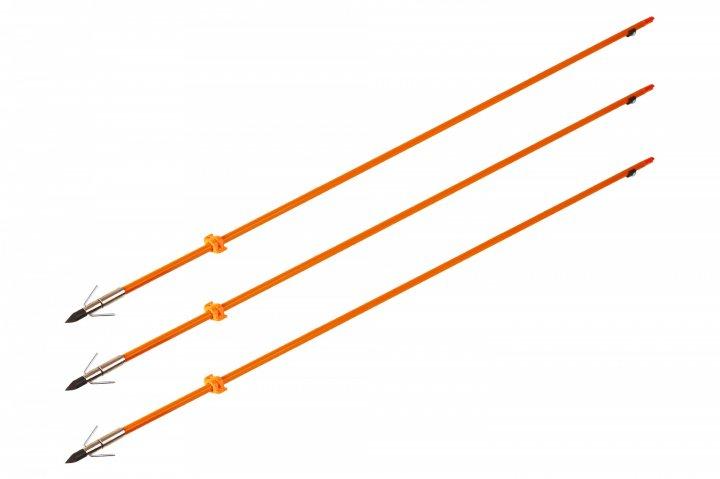 Стріли для боуфишинга Grand Way 3 шт 6001FISHING - зображення 1