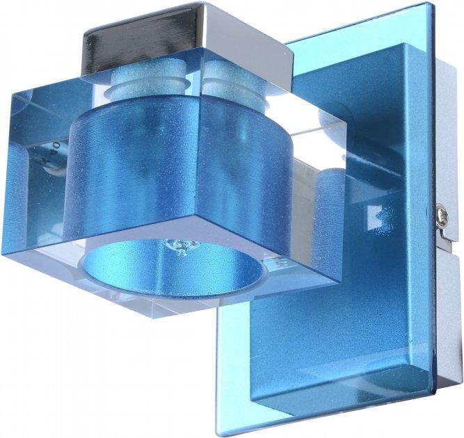 Світильник спотовий Brille HTL-148/1 G9 Blue (L62-005) - зображення 1