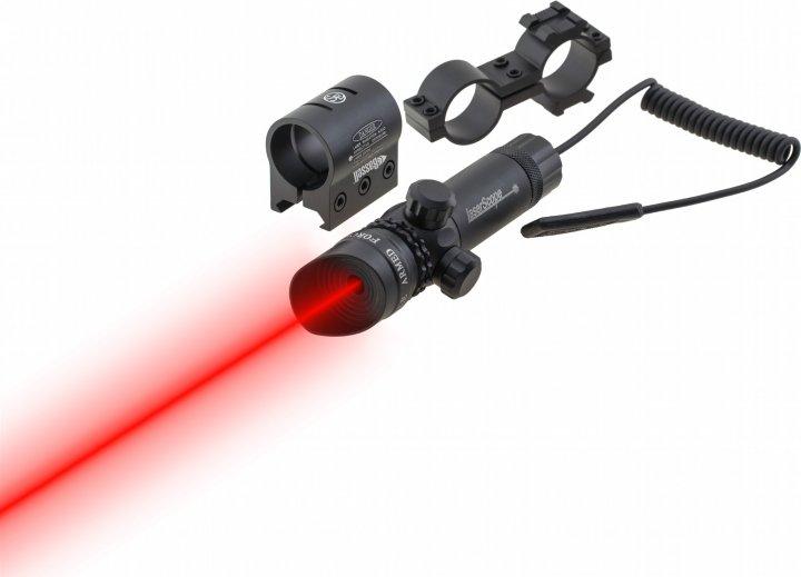 Лазерний цілевказівник Bassell (ЛЦВ - JG1/3R) - зображення 1