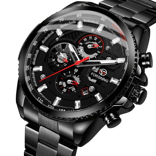 Мужские часы Forsining Finance 5587 - изображение 1