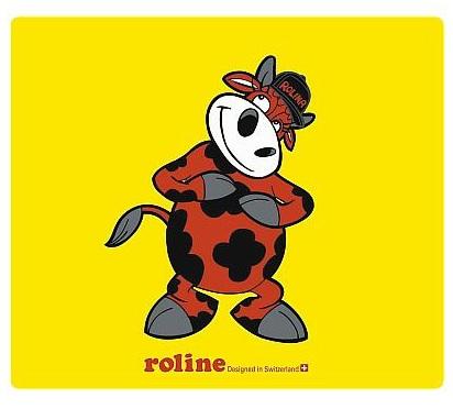 Килимок для мишки Roline Килимок Rolina Super 255x220x6mm різнобарвний(18.01.2000) - изображение 1