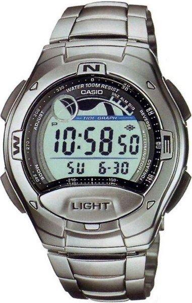 Чоловічий годинник Casio W-753D-1AVEF - зображення 1