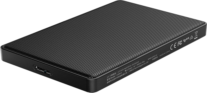 """Зовнішня кишеня Orico для HDD 2.5"""" 2169U3-BK-BP (HC380145) - зображення 1"""