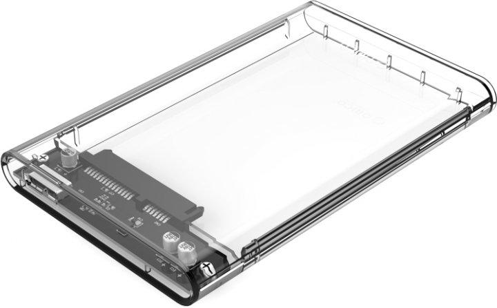 """Зовнішня кишеня Orico для HDD 2.5"""" 2139U3-CR-BP (HC380169) - зображення 1"""