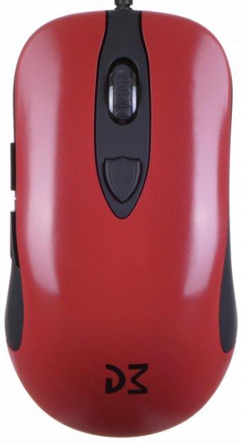 Миша Dream Machines DM1 FPS USB Red - зображення 1