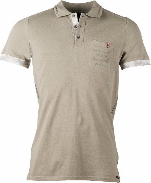 Поло Northland Florentin Poloshirt 0946911 XXL Бежевое (9009451774486) - изображение 1