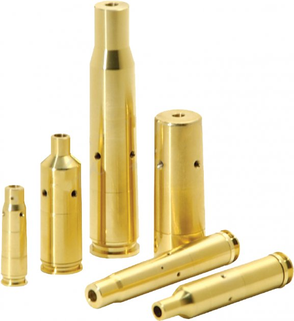 Лазерный фальш-патрон SME для холодной пристрелки кал. 222 Rem/.223 Rem (1204.00.51) - изображение 1