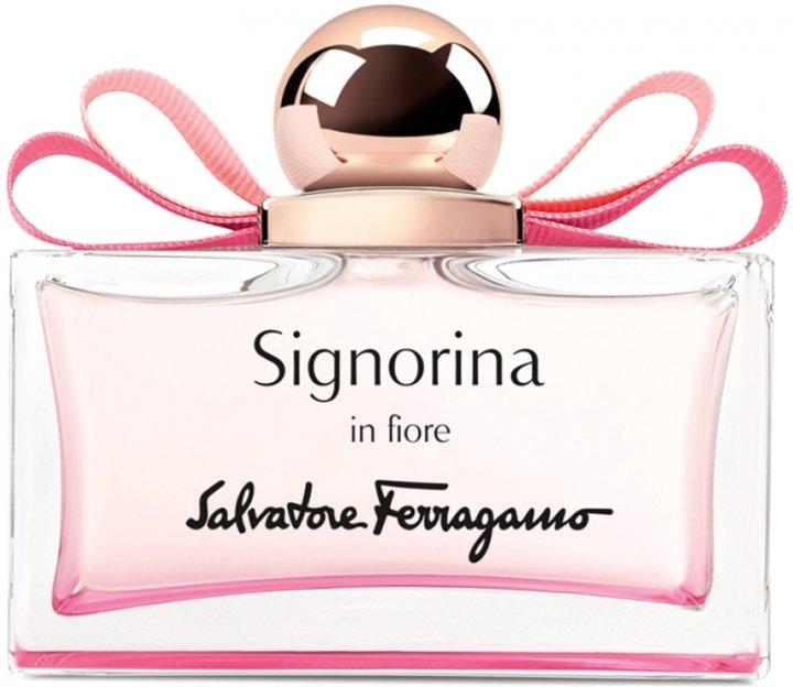 Тестер Туалетная вода для женщин Salvatore Ferragamo Signorina In Fiore 100 мл (1100000020103) - изображение 1