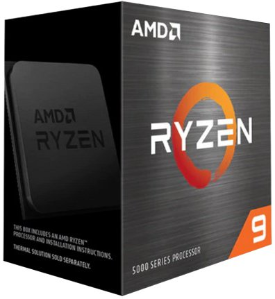 Процесор AMD Ryzen 9 5950X 3.4 GHz / 64 MB (100-100000059WOF) sAM4 BOX - зображення 1