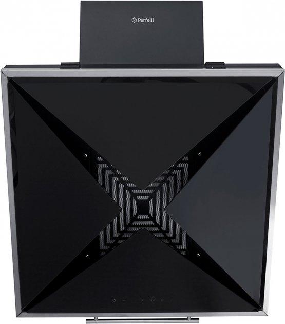 Витяжка PERFELLI DNS 67143 B 1100 BL LED Strip - зображення 1