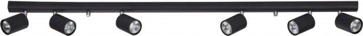 Спотовый светильник Nowodvorski NW-6611 Eye spot black - изображение 1