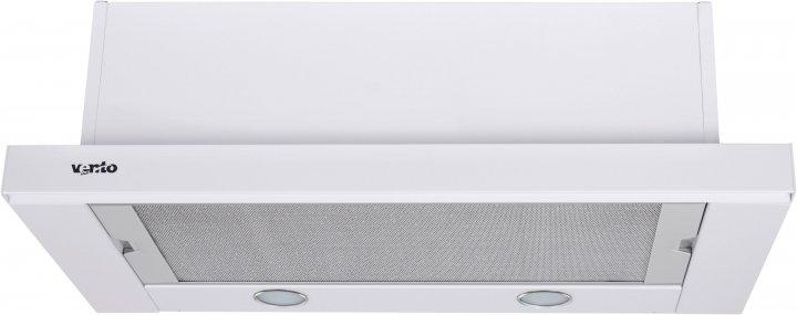 Витяжка VENTOLUX GARDA 60 WH (800) SMD LED - зображення 1