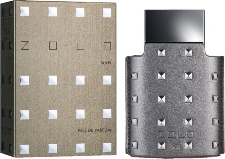 Парфюмированная вода для мужчин Flavia Zolo Man 100 мл (6294015100167) - изображение 1
