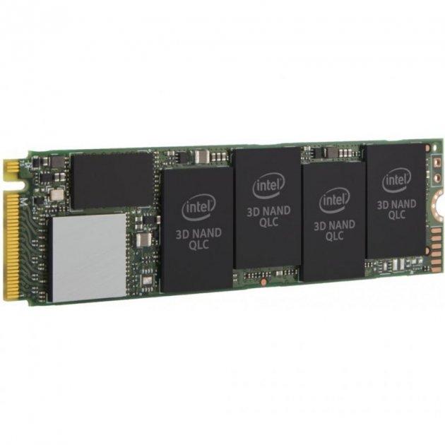 Накопичувач SSD M. 2 2280 1TB INTEL (SSDPEKNW010T8X1) - зображення 1