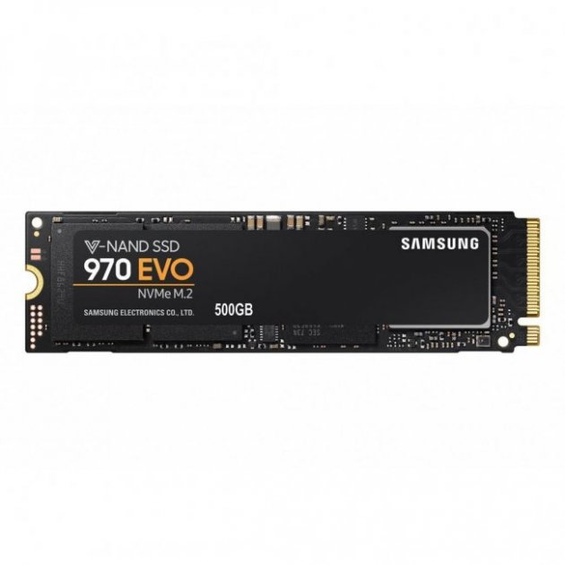 Накопитель SSD M.2 2280 500GB Samsung (MZ-V7E500BW) - изображение 1