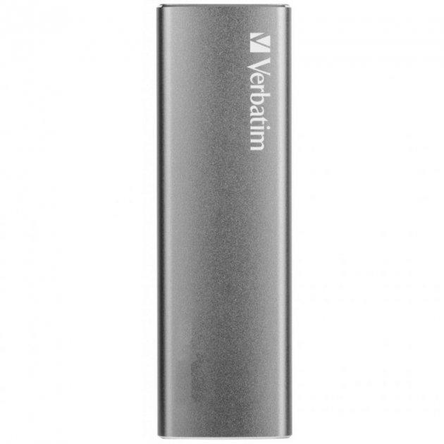 Накопичувач SSD USB 3.1 120GB Verbatim (47441) - зображення 1