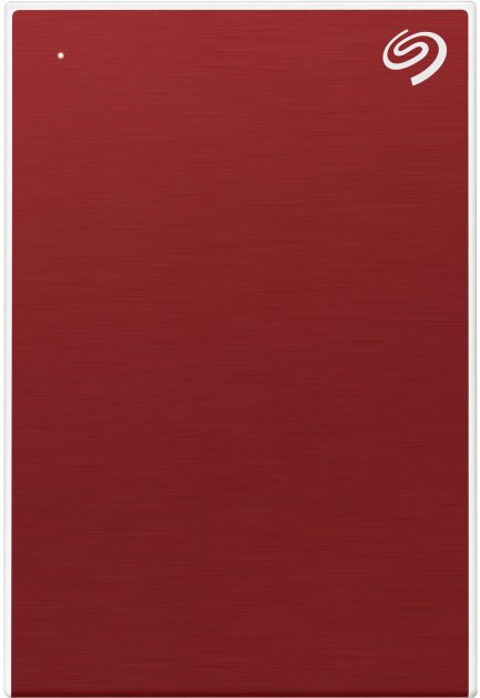 Жорсткий диск Seagate One Touch 5 TB STKC5000403 2.5 USB 3.2 External Red - зображення 1