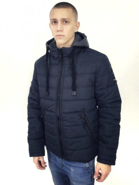 Куртка зимняя LKST XL Синий LS374 - изображение 1