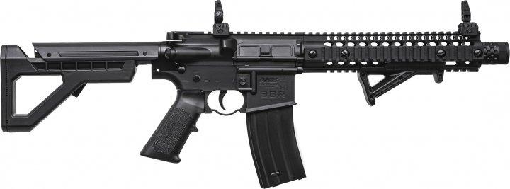 Гвинтівка пневматична Crosman кал. 4.5 мм DPMS SBR (DSBR) - зображення 1