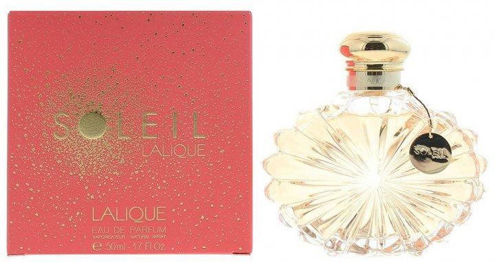 Парфюмированная вода для женщин Lalique Soleil 50 мл (7640171191669) - изображение 1