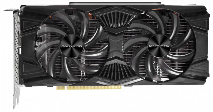 Gainward PCI-Ex GeForce GTX 1660 Super Ghost OC 6GB GDDR6 (192bit) (1830/14000) (HDMI, DisplayPort, DVI-D) (471056224-1396) - изображение 1