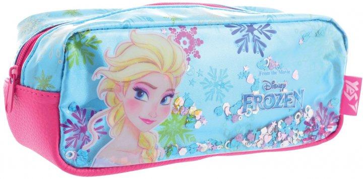 Пенал Yes Frozen мягкий 1 отделение Разноцветный (532379) - изображение 1