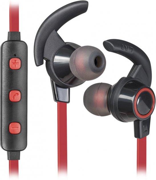 Наушники Defender OutFit B725 Black-Red (63726) - изображение 1