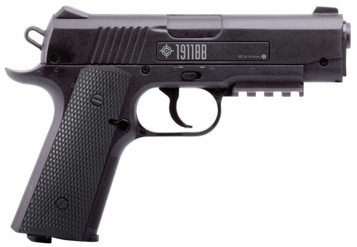 Пістолет пневматичний Crosman мод.1911BB RM - зображення 1