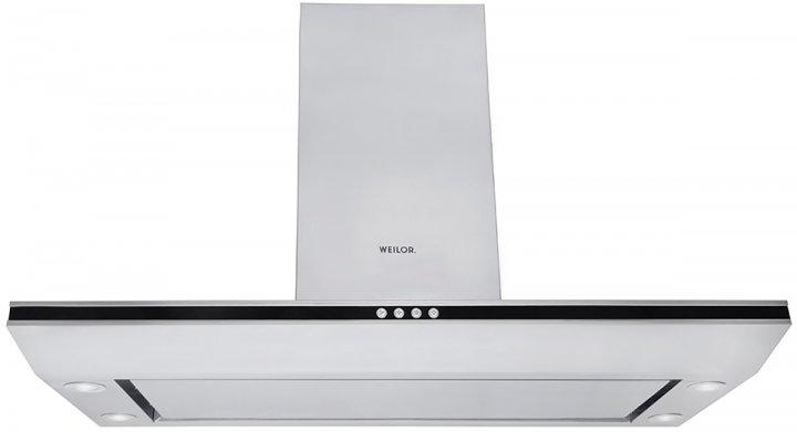 Витяжка WEILOR PWE 9230 SS 1000 LED - зображення 1