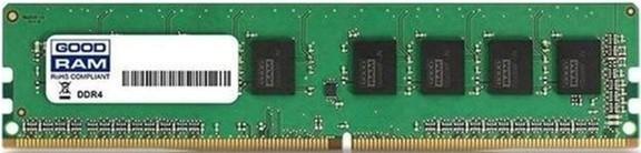Оперативна пам'ять Goodram DDR4-2400 16384MB PC4-19200 (GR2400D464L17/16G) - зображення 1