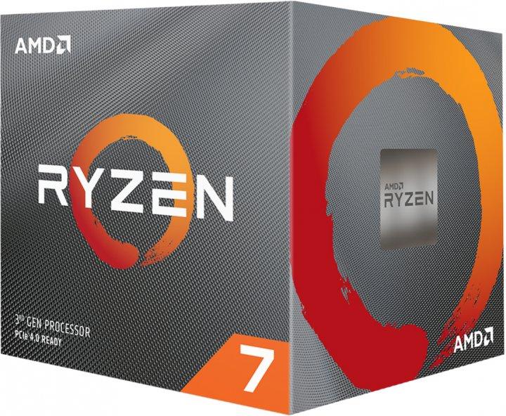 Процессор AMD Ryzen 7 3700X 3.6GHz/32MB (100-100000071BOX) sAM4 BOX - изображение 1