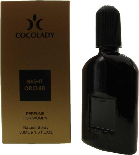 Парфюмированная вода для женщин Cocolady Night Orchid 30 мл (4820218791028) - изображение 1