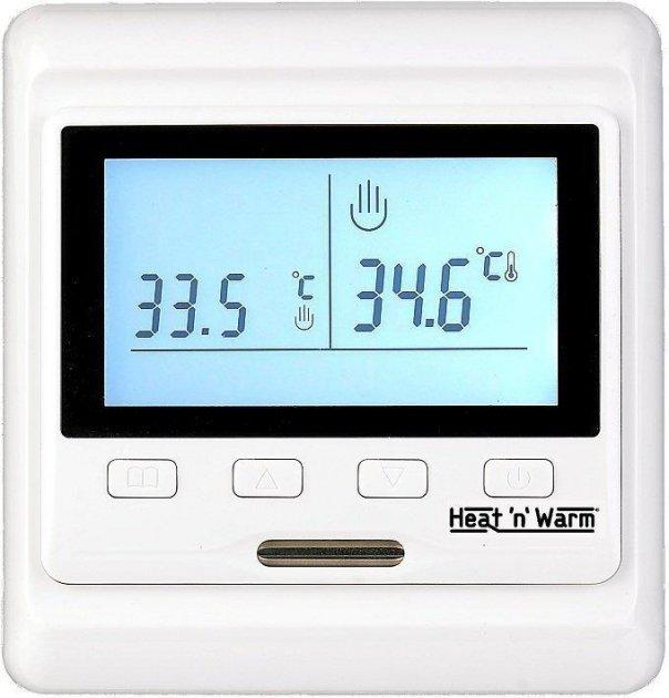 Программируемый терморегулятор Grand Meyer HW500 3600 Вт 16А - изображение 1