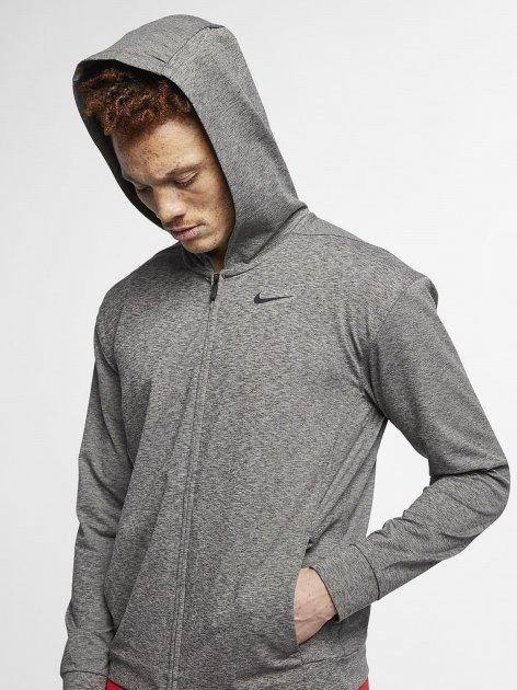 Толстовка Nike M Nk Dry Hoodie Fz Hprdry Lt BQ2864-032 L (886066582502) - изображение 1