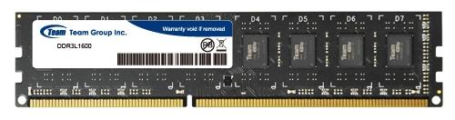 Модуль пам'яті DDR3 4GB/1600 1,35 V Team Elite (TED3L4G1600C1101) - зображення 1