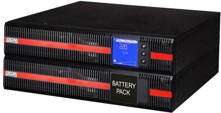 ДБЖ Powercom Macan MRT-6000 RM LCD - зображення 1