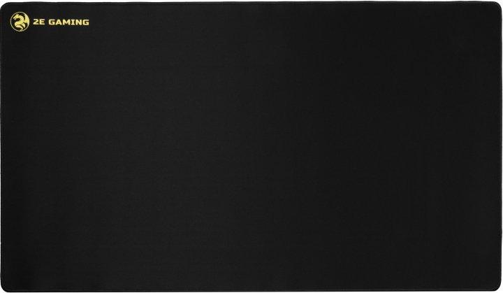 Игровая поверхность 2E Gaming Mouse Pad XL Speed Black (2E-PGSP320B) - изображение 1