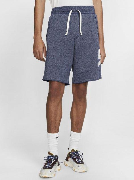 Спортивные шорты Nike M Nsw Spe Short Ft Alumni AR2375-494 S (193154841244) - изображение 1