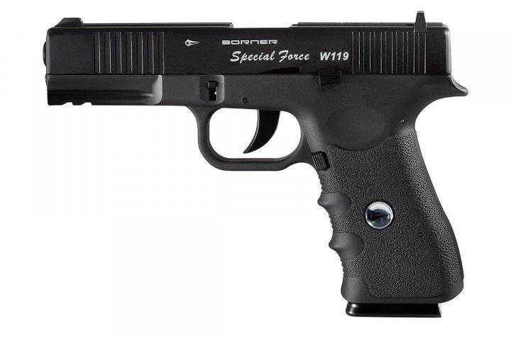 Пневматический пистолет Borner Special Force W119 - зображення 1