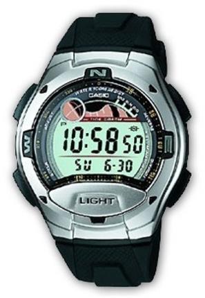 Часы CASIO W-753-1AVEF - изображение 1