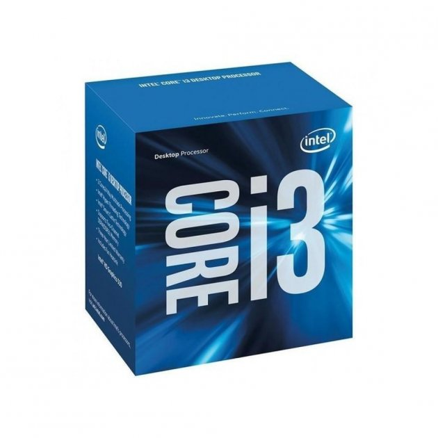 Процессор Intel Core i3-7100 3.9GHz/8GT/s/3MB (BX80677I37100) s1151 BOX - изображение 1