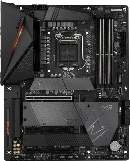 Материнська плата Gigabyte Z590 Aorus Pro AX (s1200, Intel Z590, PCI-Ex16) - зображення 1