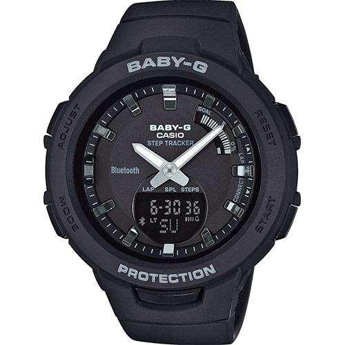 Годинник наручний Casio Baby-G CsBby-GBSA-B100-1AER - зображення 1