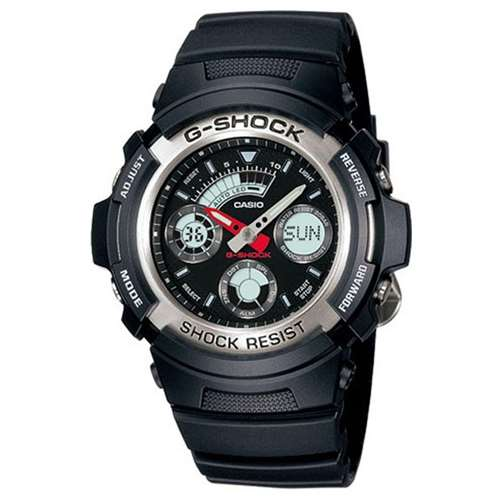 Годинник наручний Casio G-Shock CsG-ShckAW-590-1AER - зображення 1