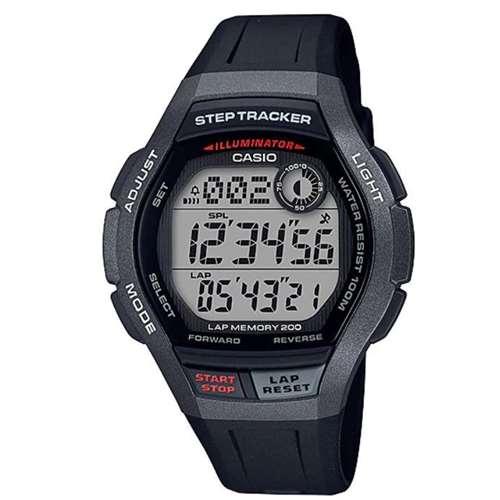 Годинник наручний Casio Sports CsSprtsWS-2000H-1AVEF - зображення 1