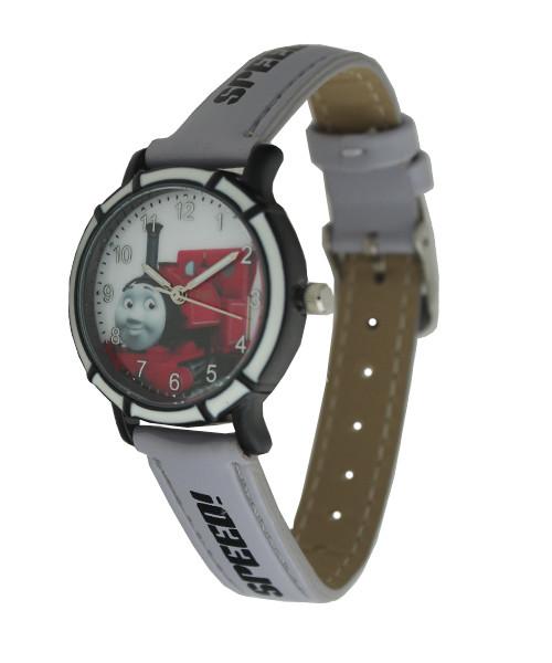 Дитячі годинники NewDay Паровозик Baby71grey - зображення 1