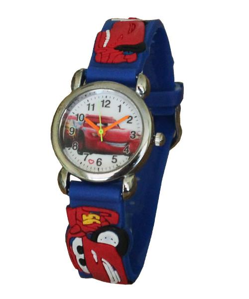 Детские часы NewDay Тачки Baby100blue - изображение 1