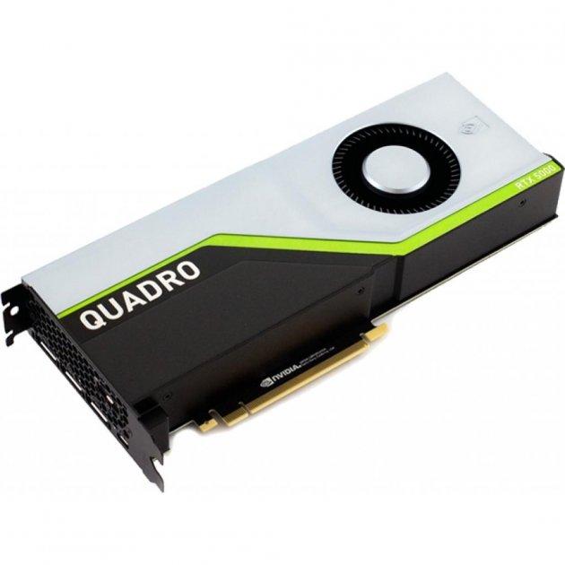 Відеокарта QUADRO RTX 5000 16384MB PNY (VCQRTX5000-BSP) - зображення 1
