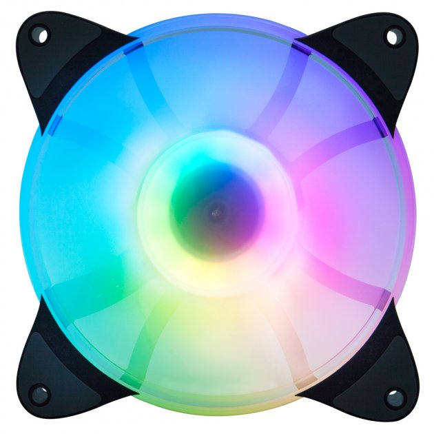 Вентилятор 1stPlayer СС-Combo; 120х120х25мм, 6-pin - изображение 1