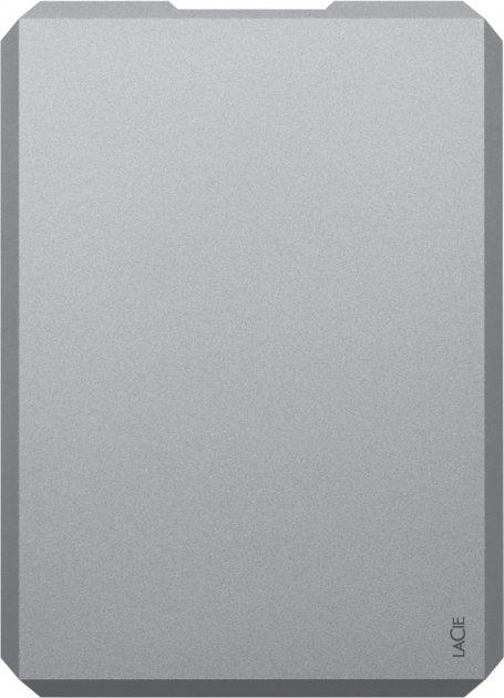 Жорсткий диск LaCie Mobile Drive 2TB 2.5 USB-C 3.1 (STHG2000402) - зображення 1